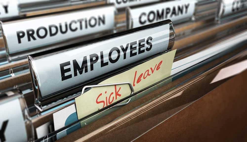 virtual assistant sick leave