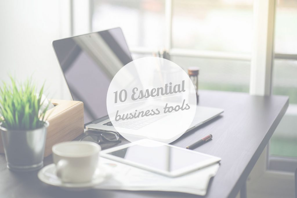 essential business tools